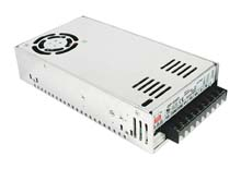 Meanwell QP-320F - PSU enclosed +5V 20A, +15V 10A, +24V 5A, -15V 1.6A QP-320F