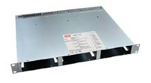Meanwell RCP-1UI - 19 inch  1U rack for RCP1000 with AC inlet RCP-1UI