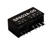 Meanwell SPA02A-05 - DC/DC converter regulated Vin 9-18V Vout 5V/400mA SPA02A-05